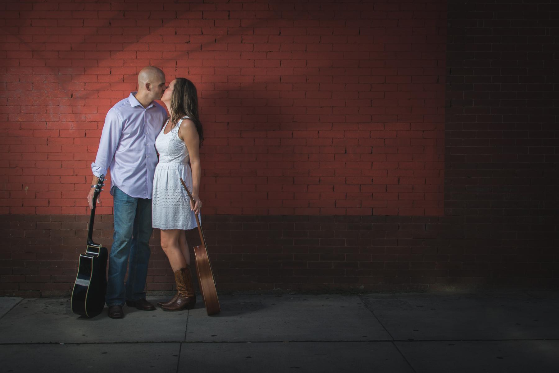 Photography engagement session in Wilmington, NC